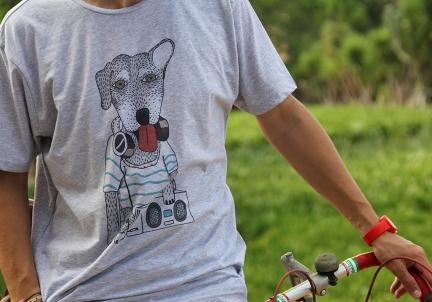 Typographia t-shirts