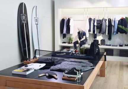 Massimo Dutti Surf Table